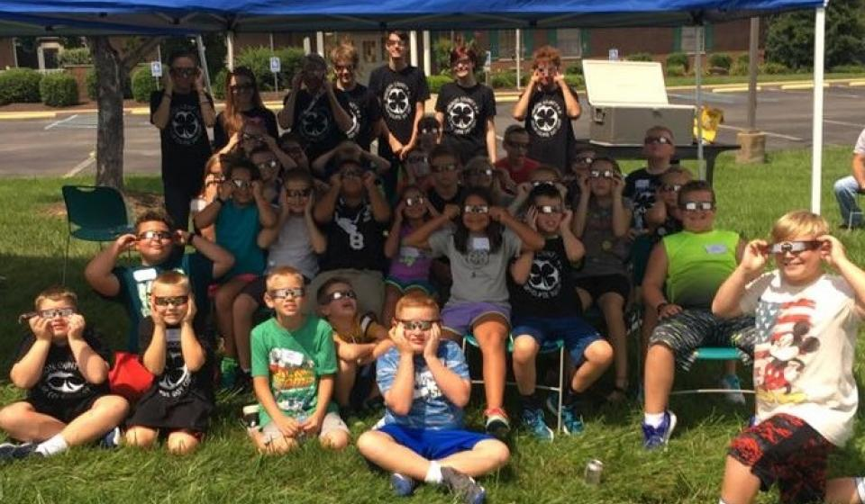 Solar Eclipse Day Camp